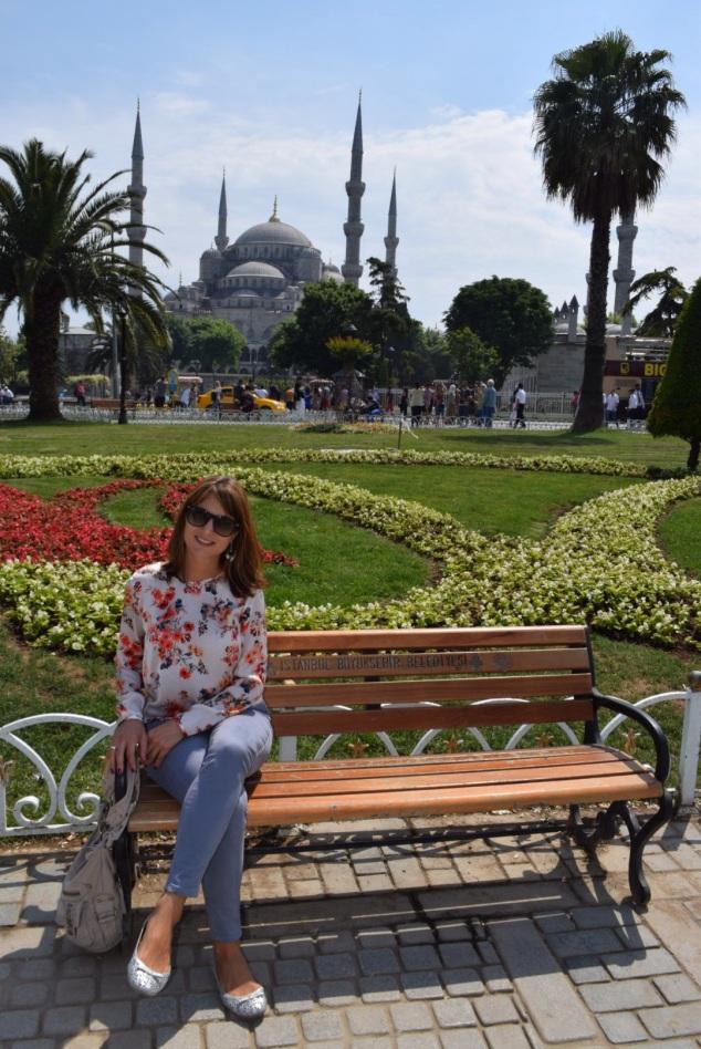 Istanbul Mesquita Azul 27/05/2014